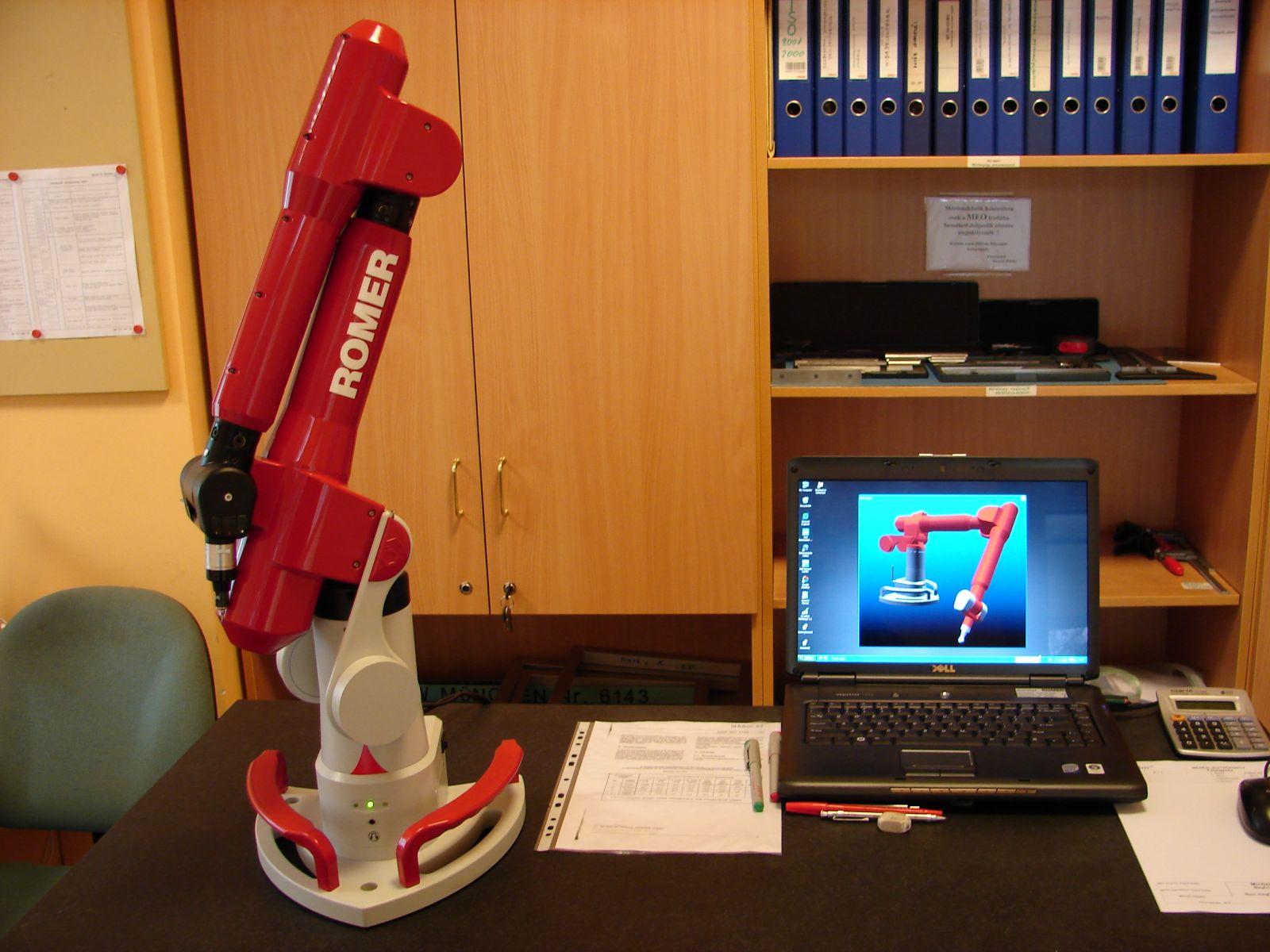 3D karos mérőgép - Kalfém Kft.